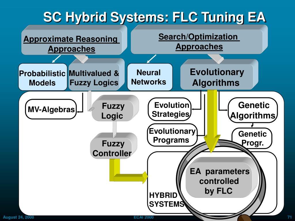SC Hybrid Systems: FLC Tuning EA