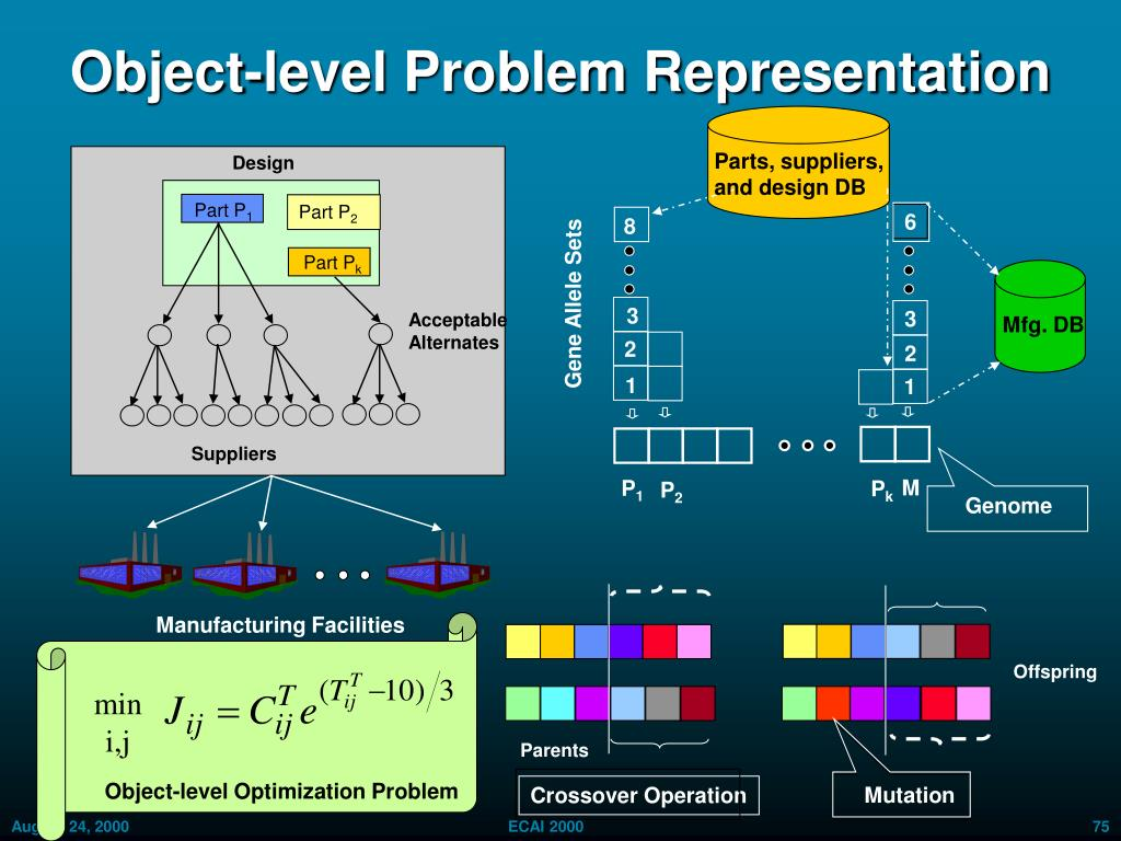 Object-level Problem Representation