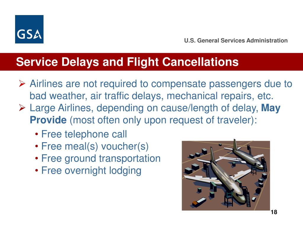 Service Delays and Flight Cancellations