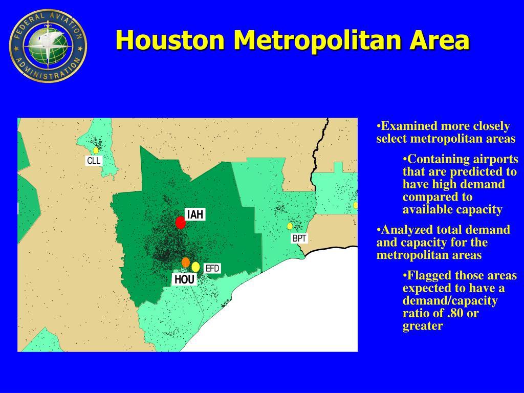 Houston Metropolitan Area