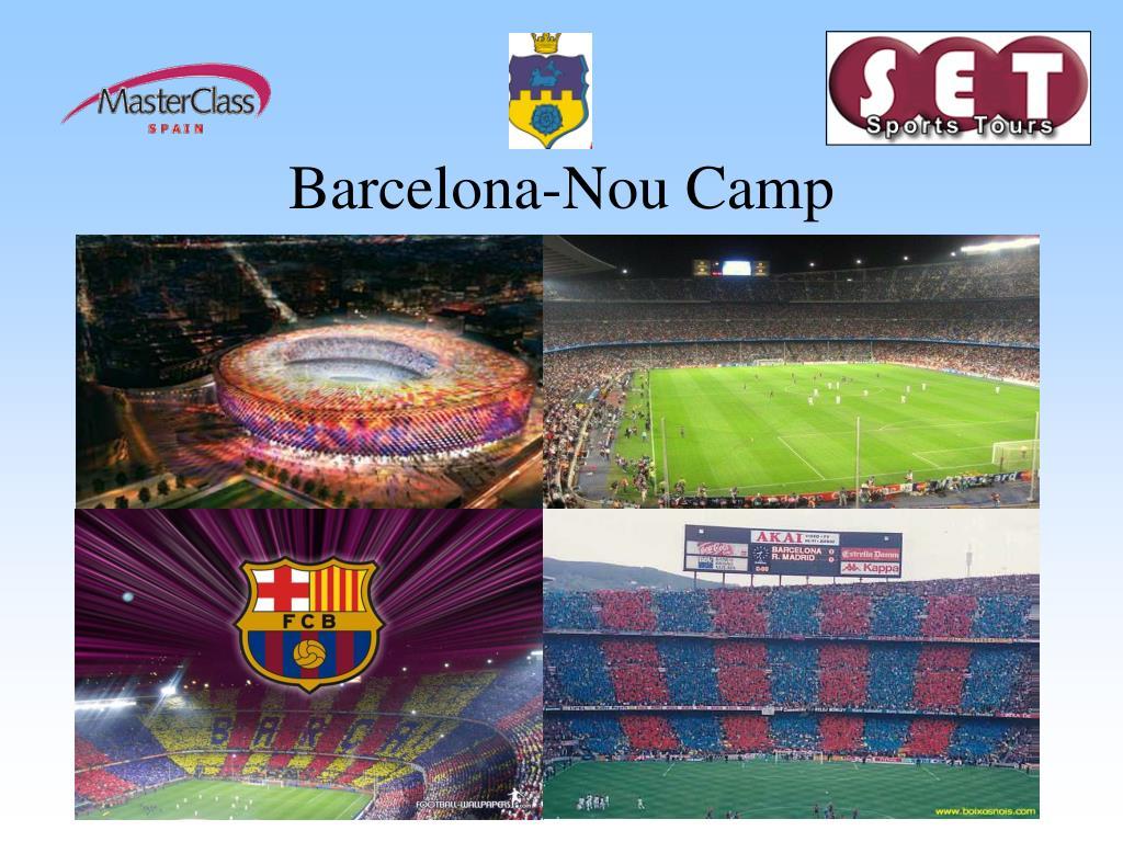 Barcelona-Nou Camp