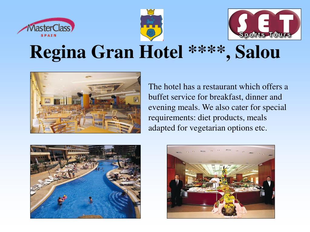 Regina Gran Hotel ****, Salou