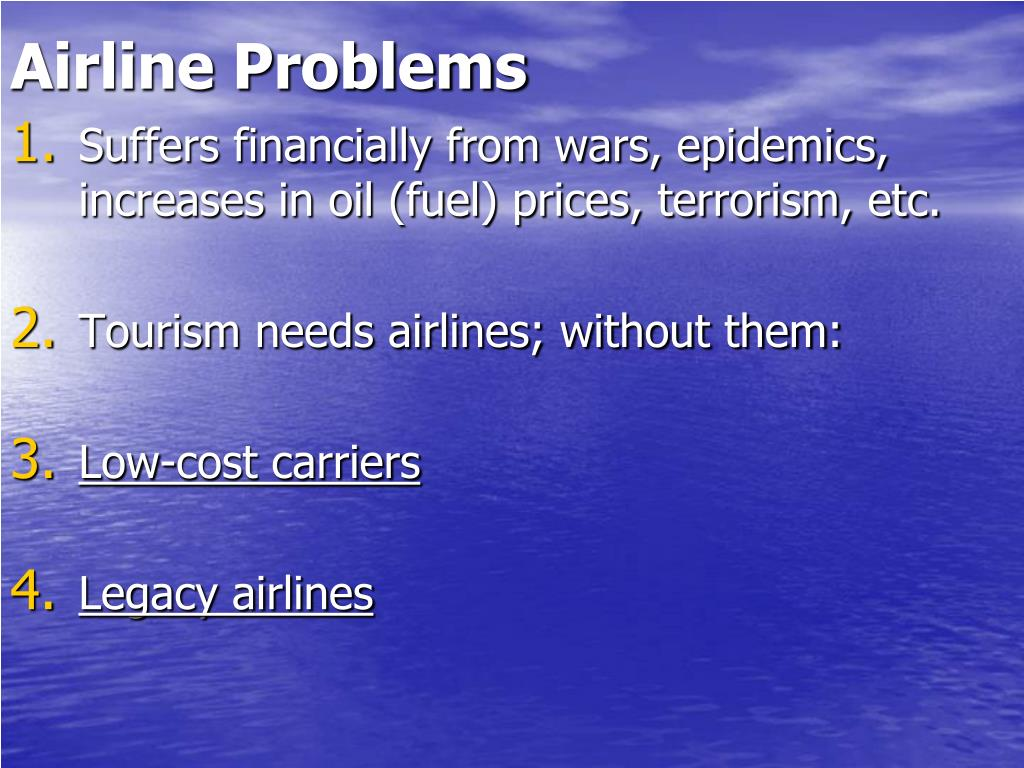 Airline Problems