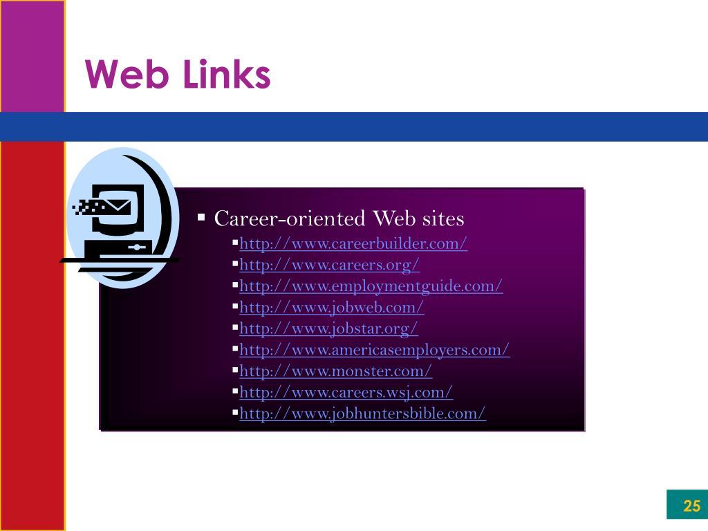 Web Links