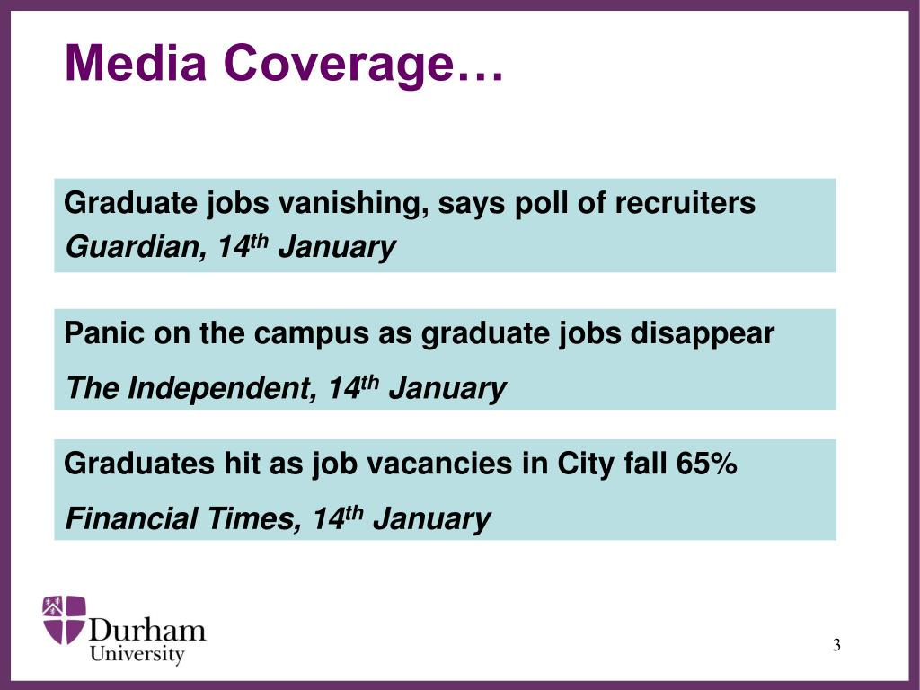 Media Coverage…