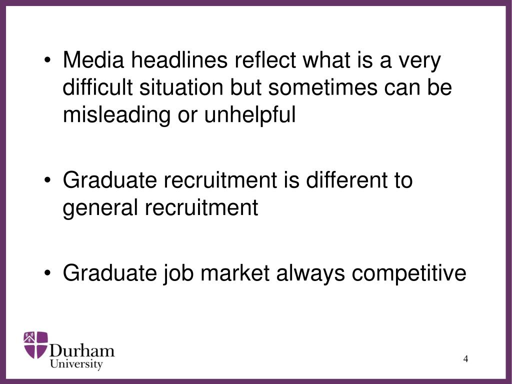 Media headlines reflect what is a very difficult situation but sometimes can be misleading or unhelpful