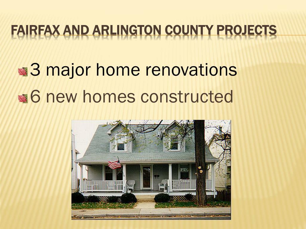 3 major home renovations