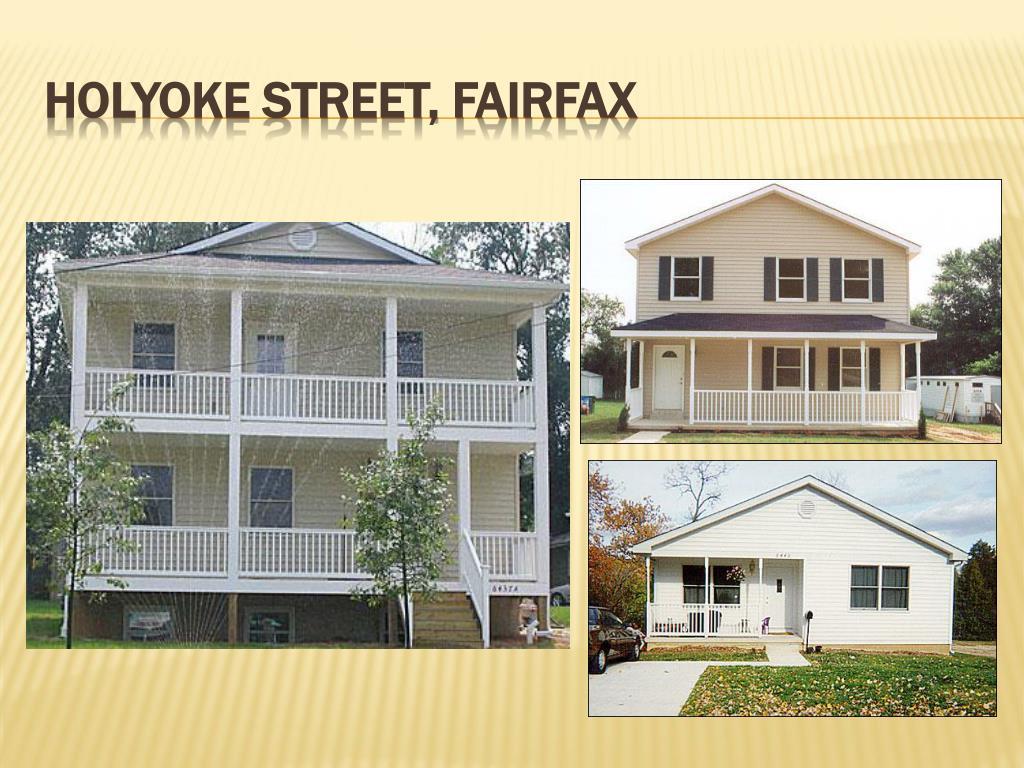 Holyoke Street, Fairfax
