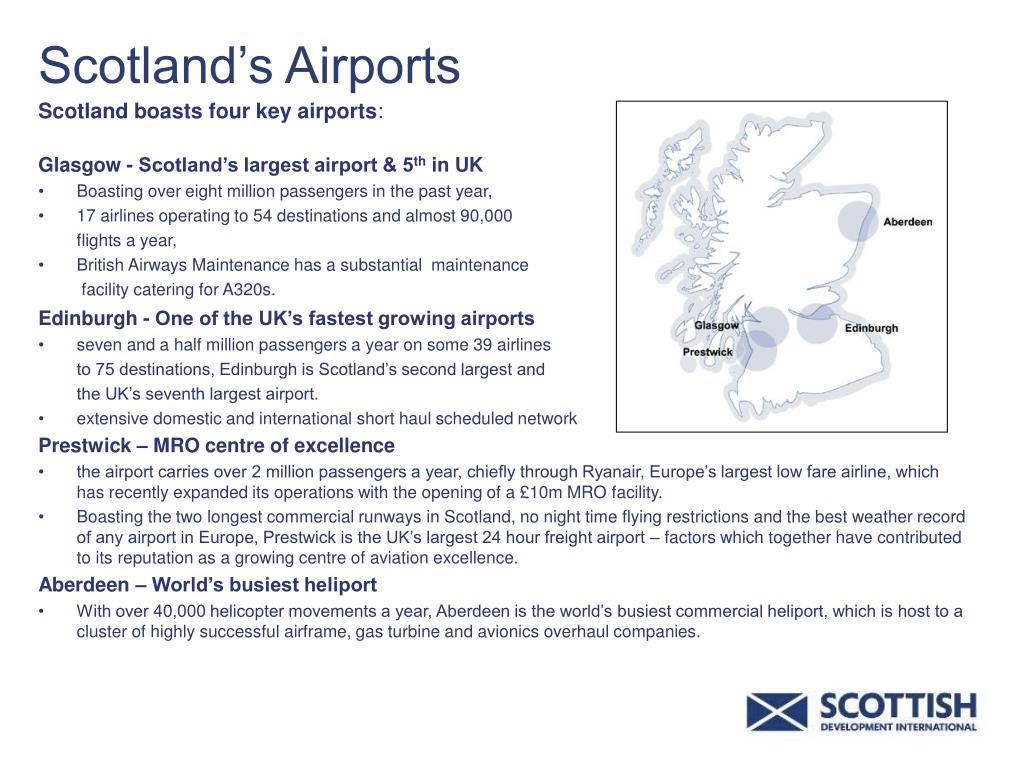 Scotland's Airports