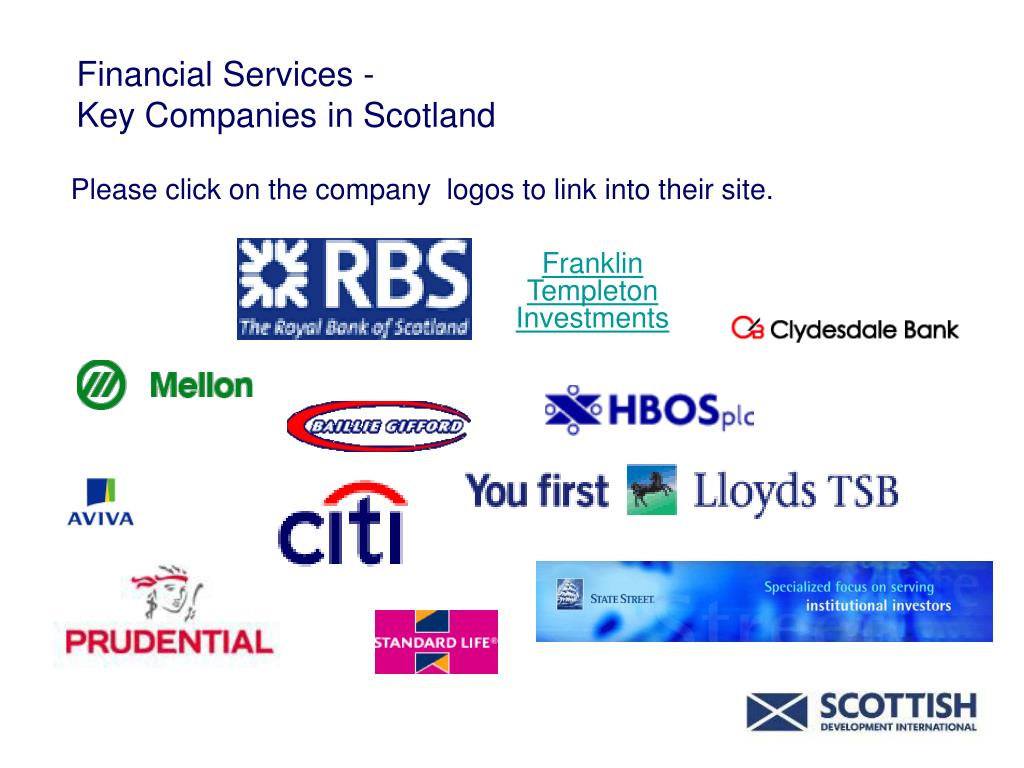 Financial Services -