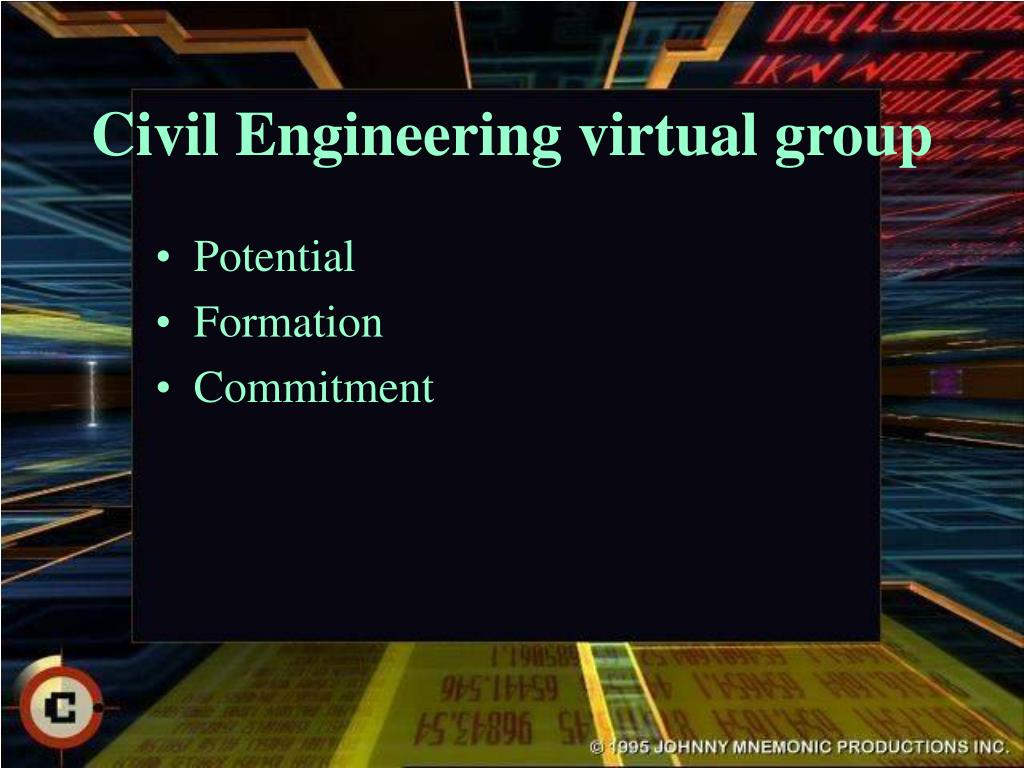 Civil Engineering virtual group