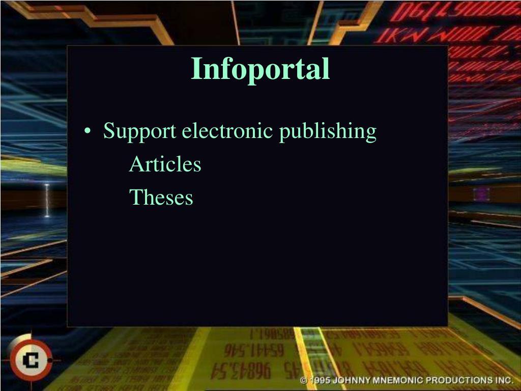 Infoportal