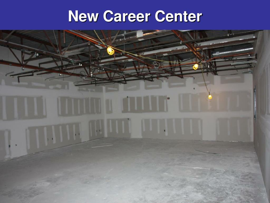 New Career Center