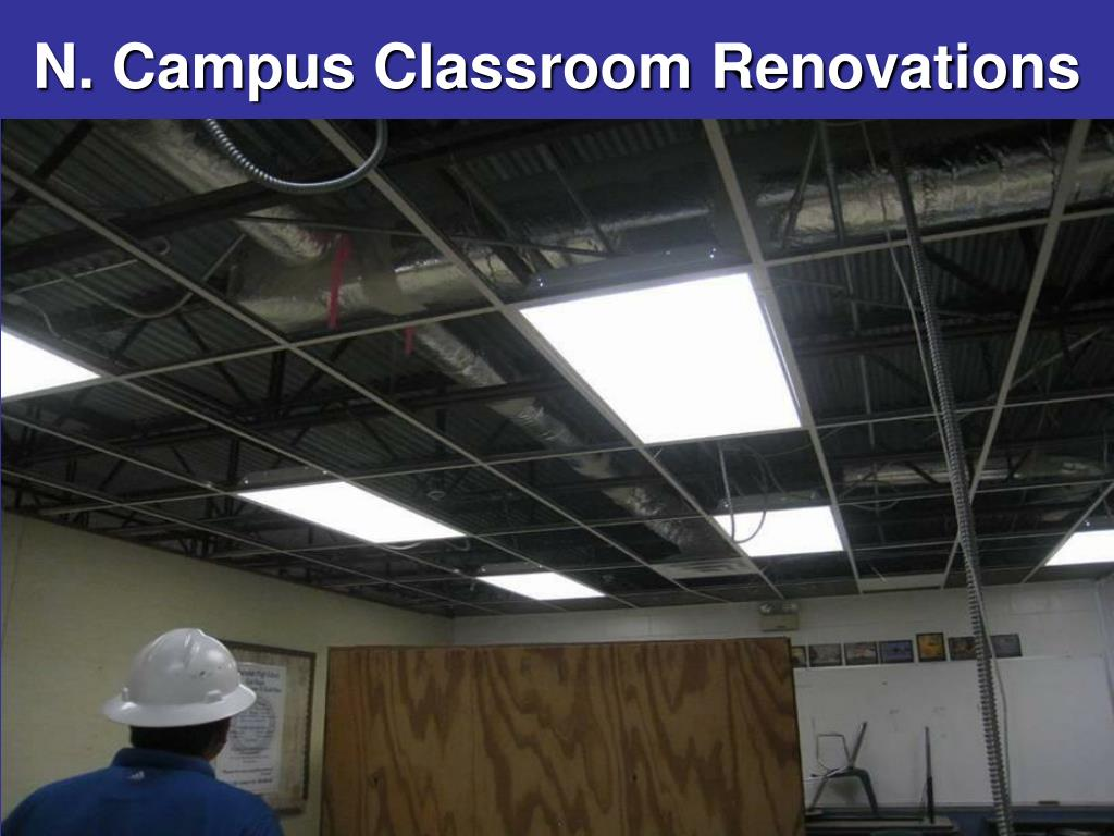 N. Campus Classroom Renovations