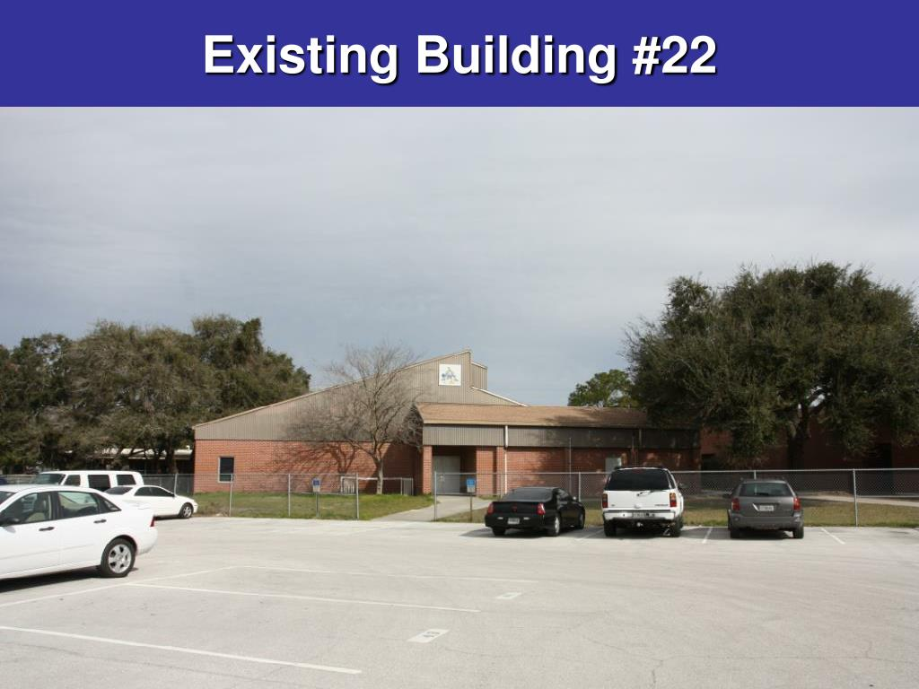 Existing Building #22