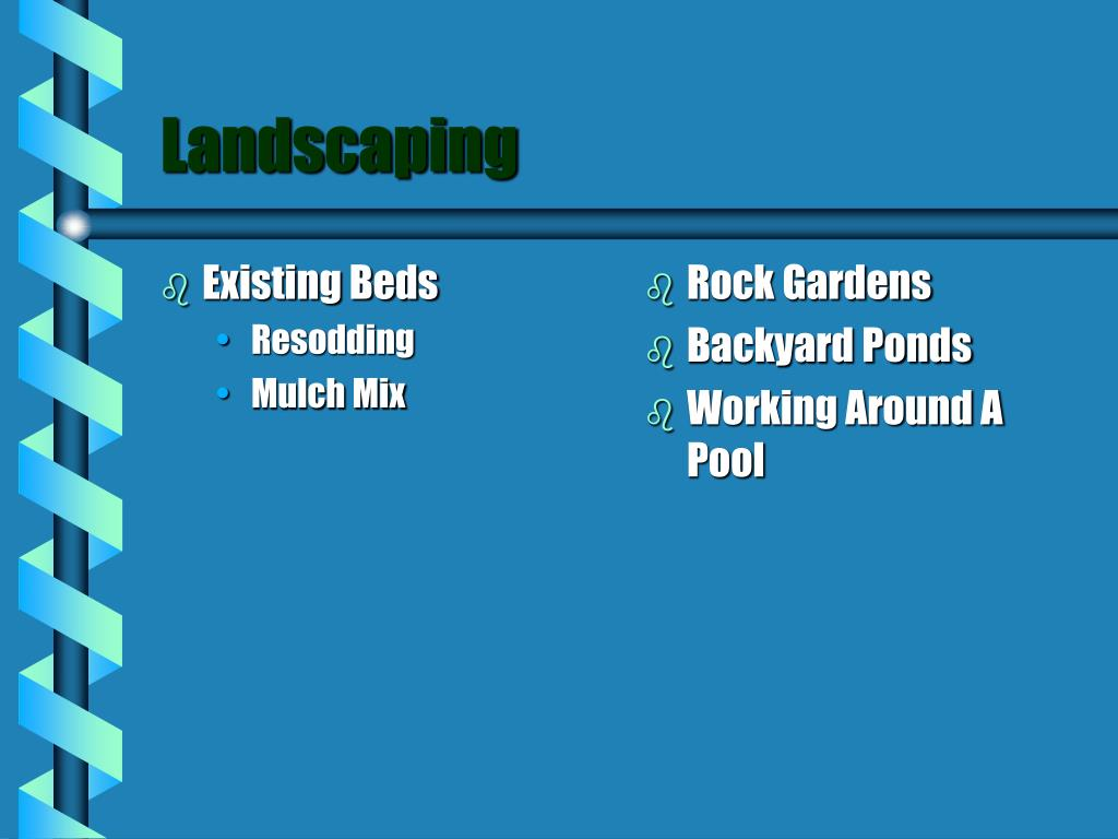 Existing Beds