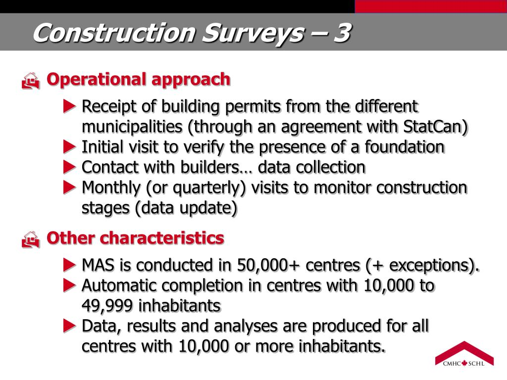 Construction Surveys – 3