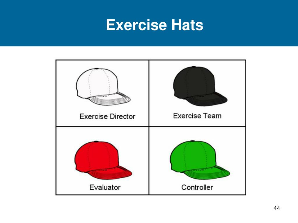 Exercise Hats