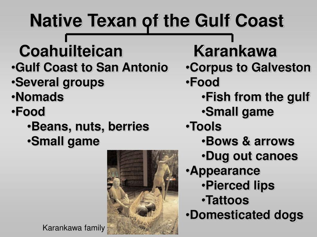 Native Texan of the Gulf Coast