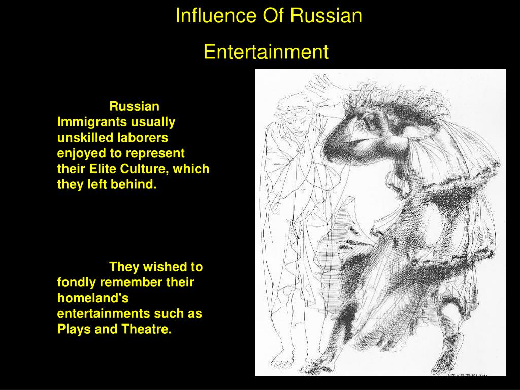 Influence Of Russian