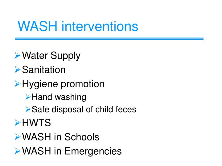 Wash interventions l.jpg