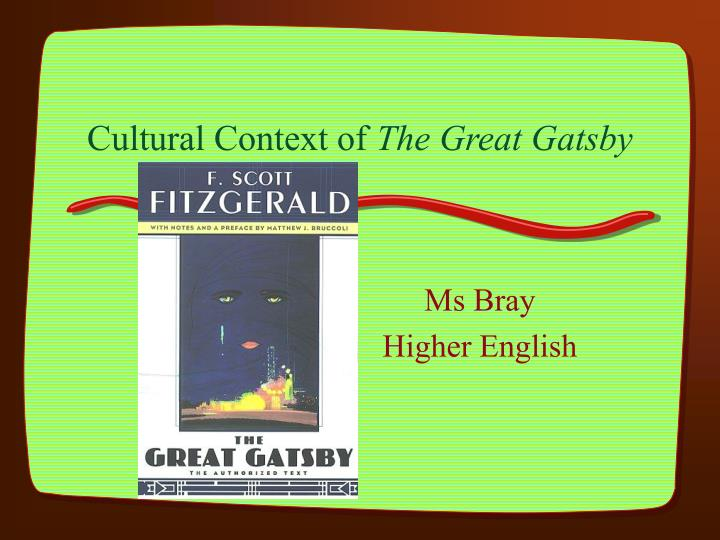 Cultural context of the great gatsby l.jpg