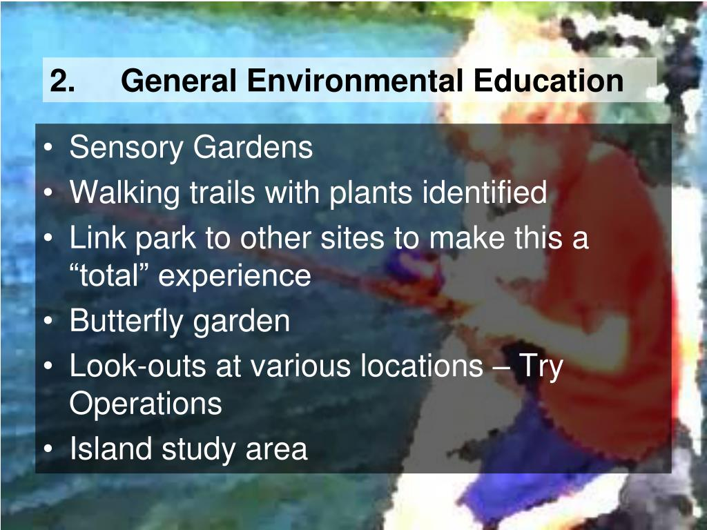 2.General Environmental Education