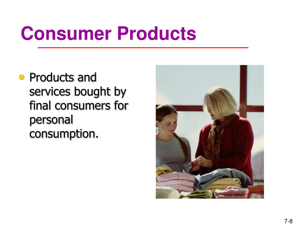 Consumer Products