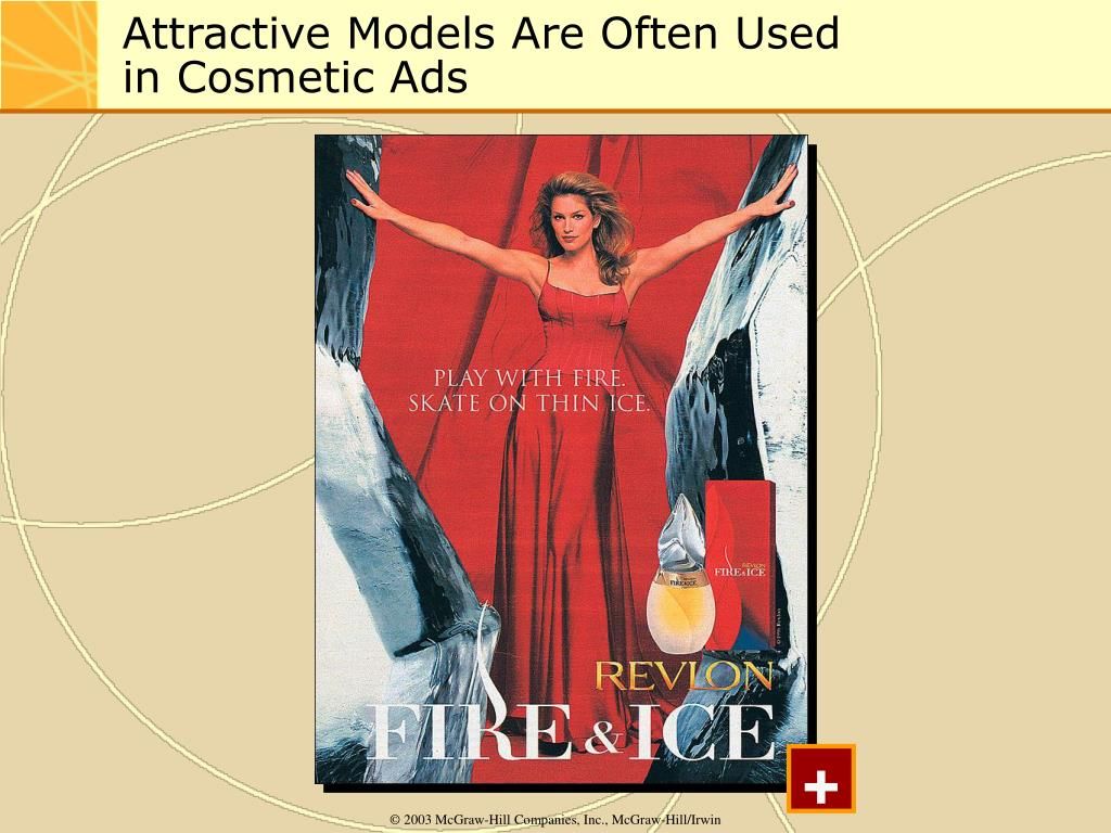 Attractive Models Are Often Used