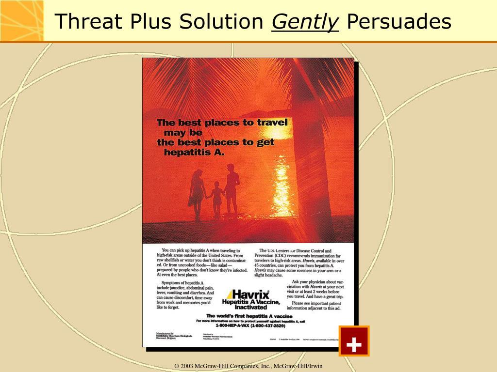 Threat Plus Solution