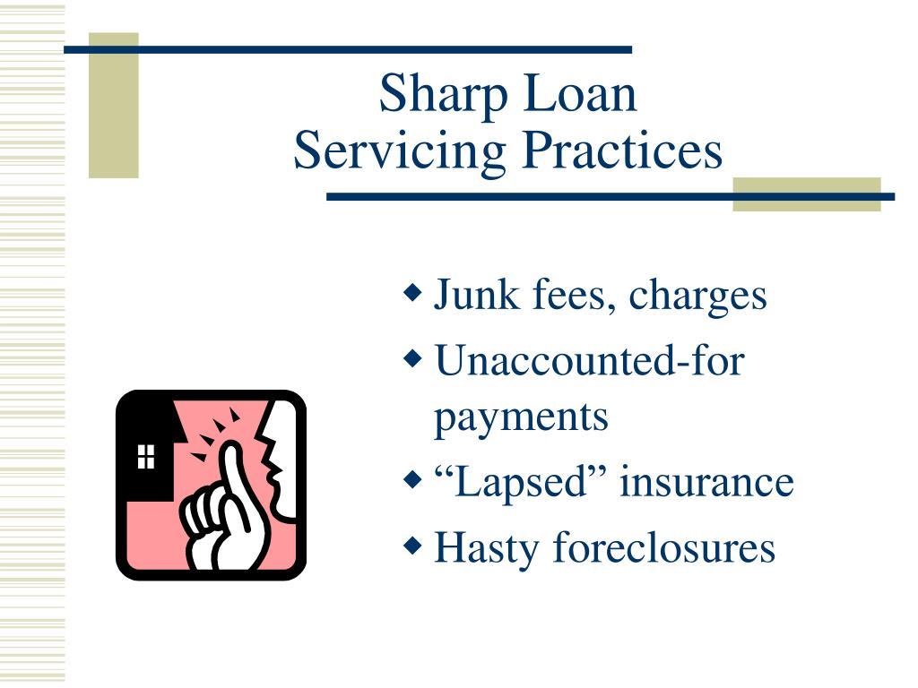 Sharp Loan