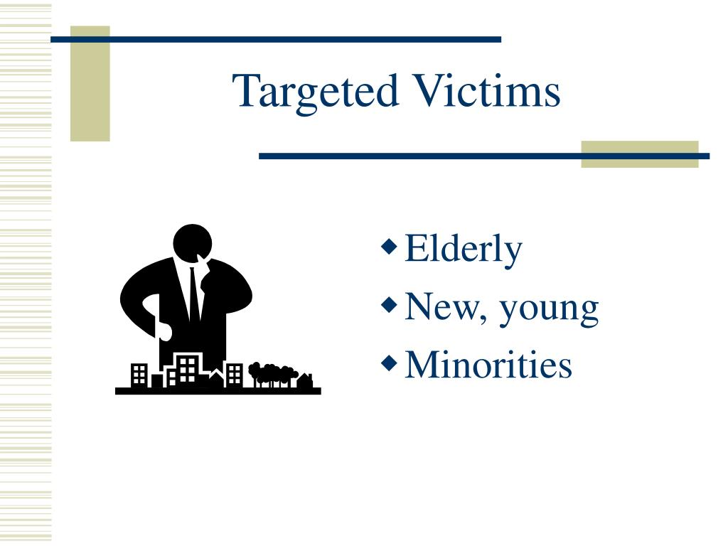 Targeted Victims