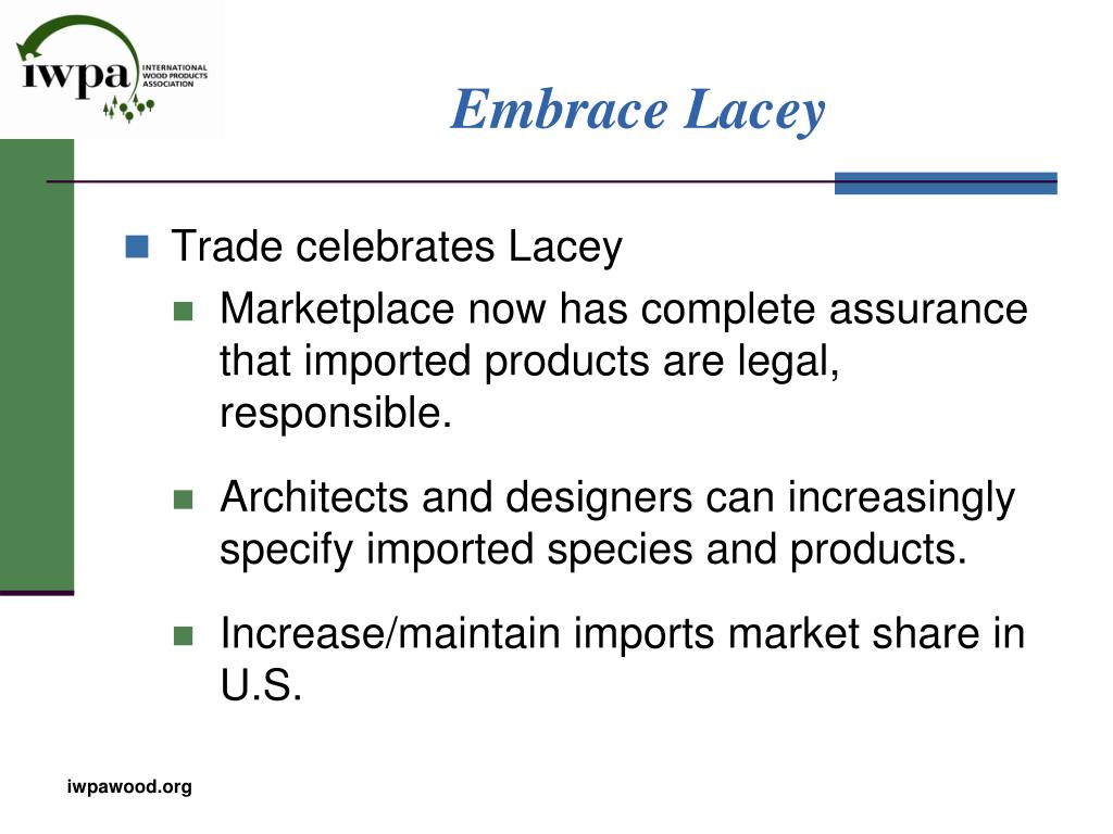 Embrace Lacey