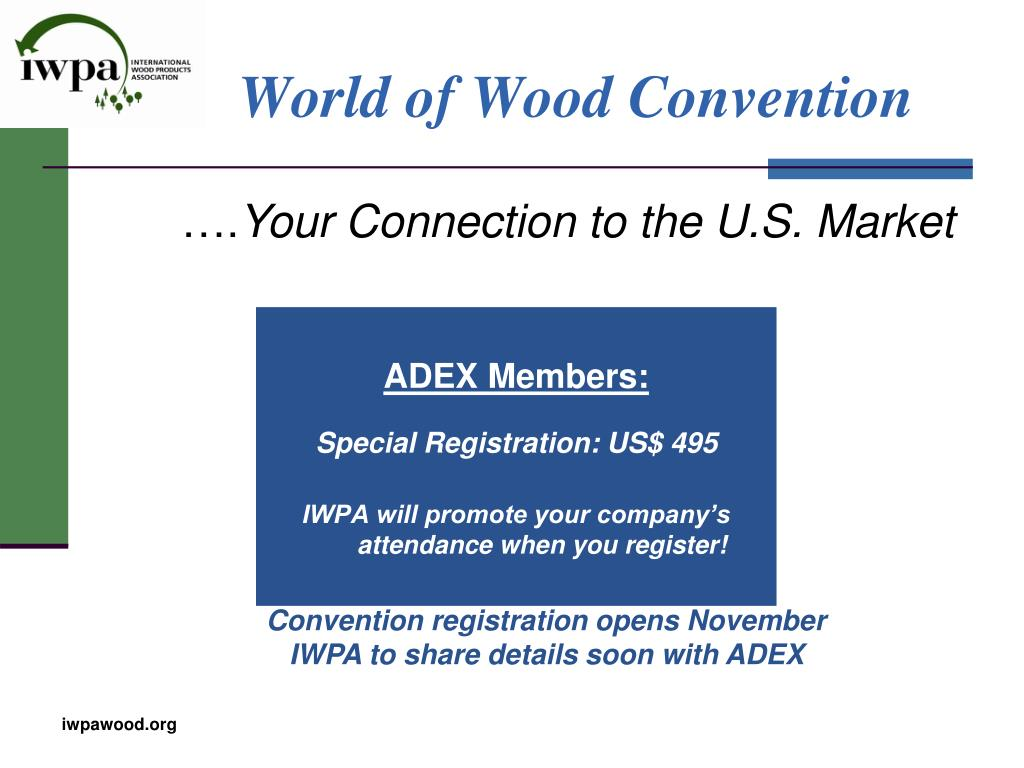 World of Wood Convention