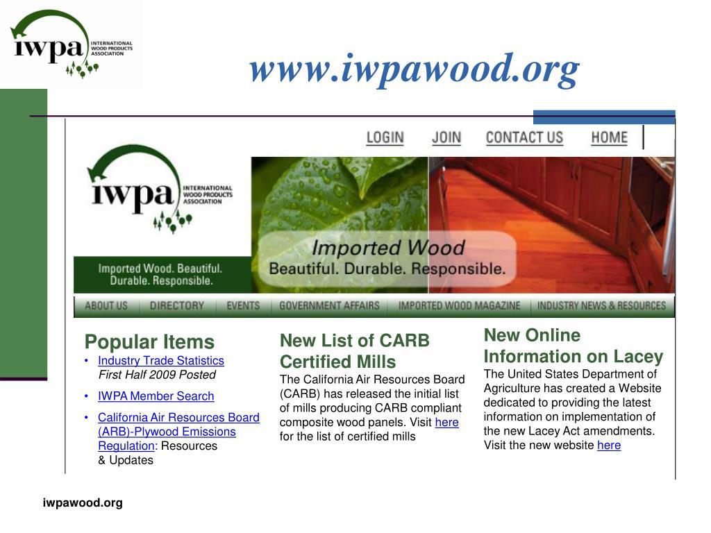 www.iwpawood.org