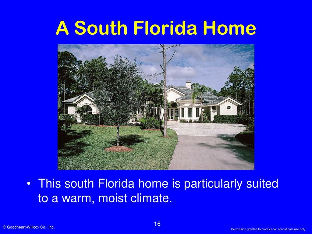A South Florida Home