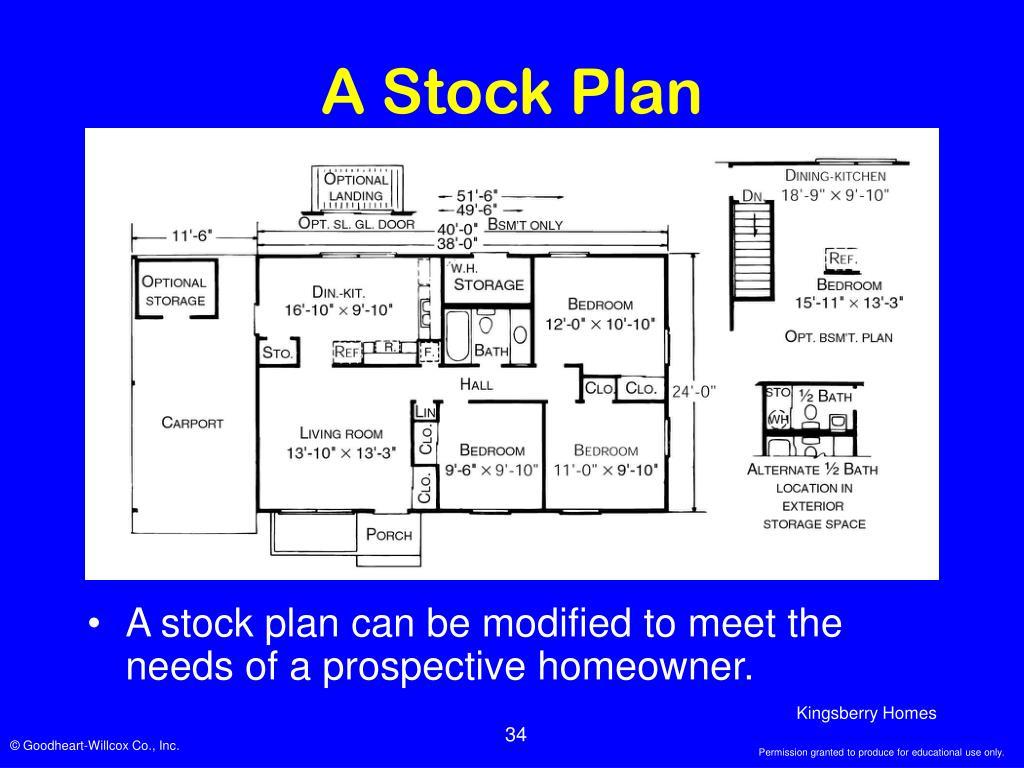 A Stock Plan