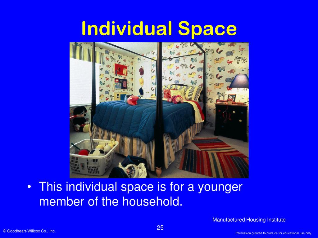 Individual Space