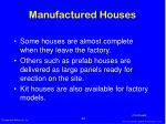 manufactured houses42