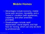 mobile homes49