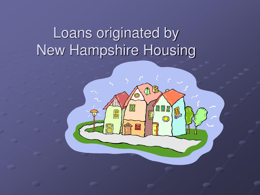 Loans originated by