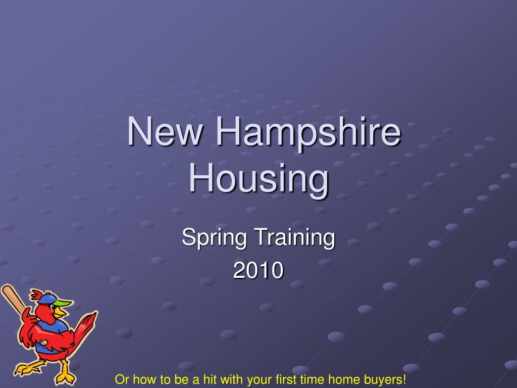 New Hampshire Housing