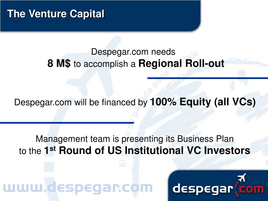 The Venture Capital