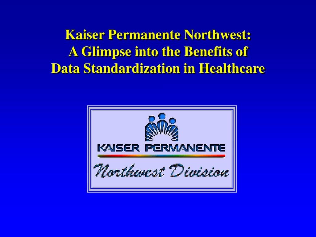 Kaiser Permanente Northwest: