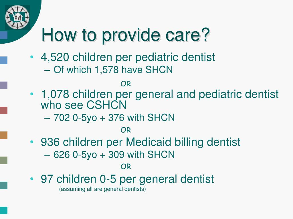 How to provide care?