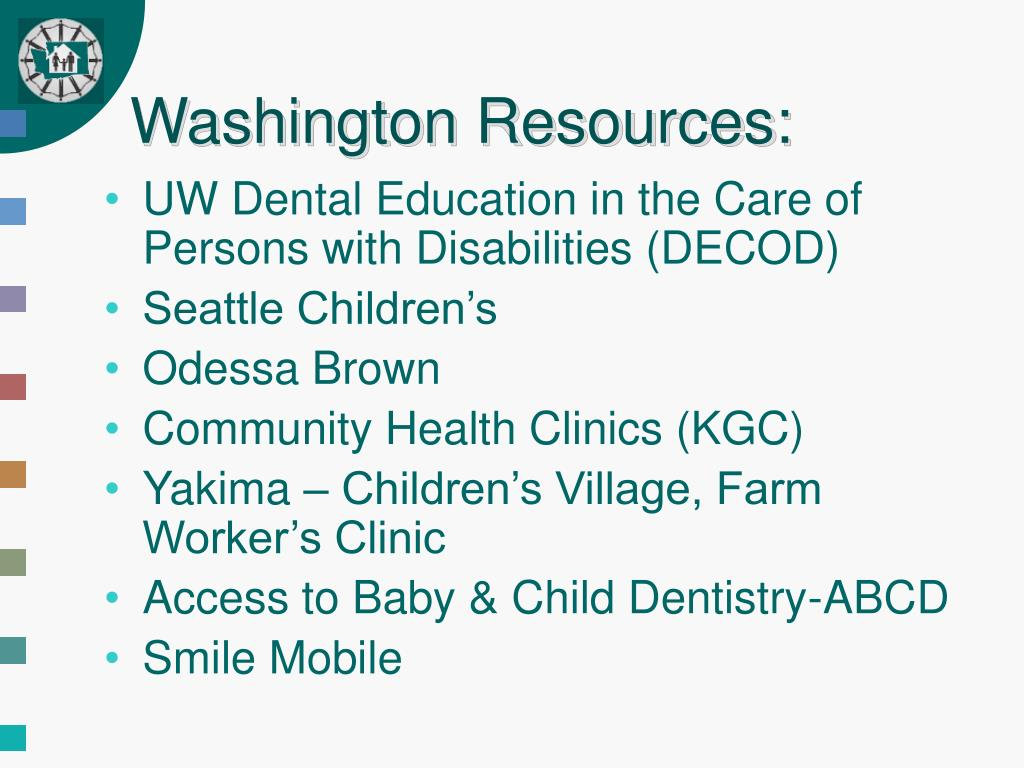 Washington Resources: