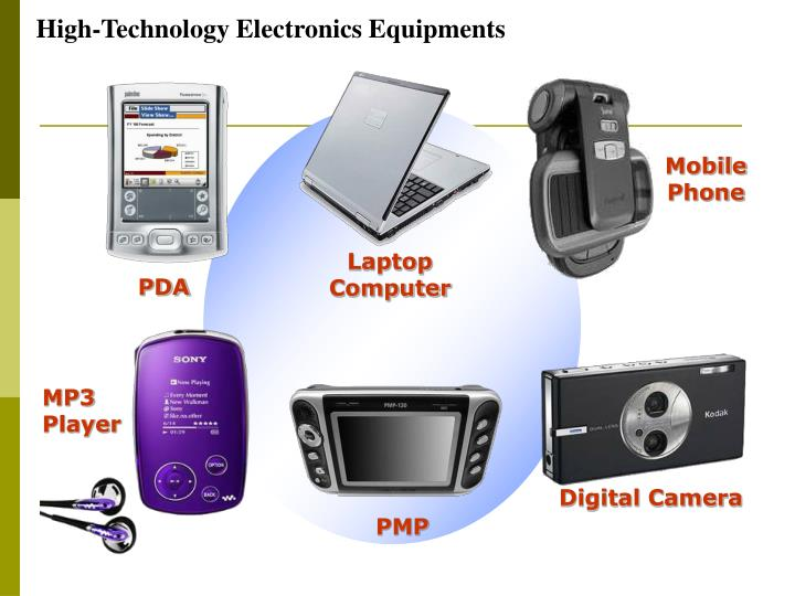 High-Technology Electronics Equipments