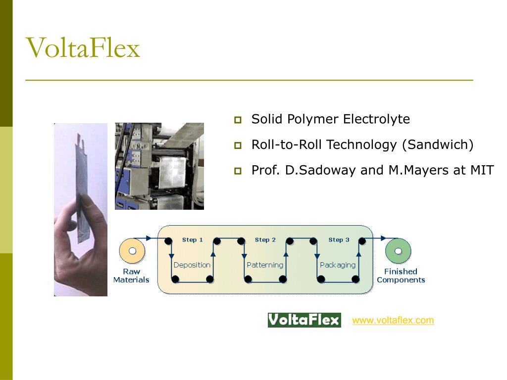VoltaFlex