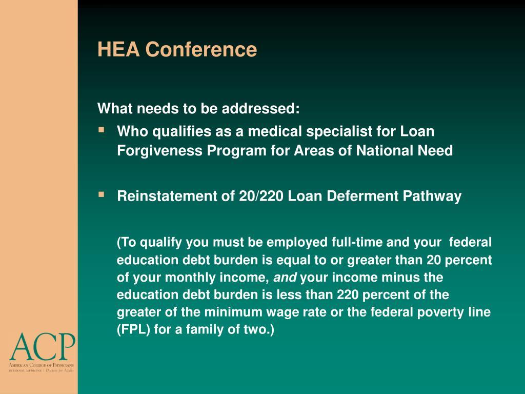 HEA Conference