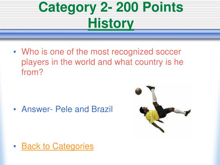 Category 2- 200 Points